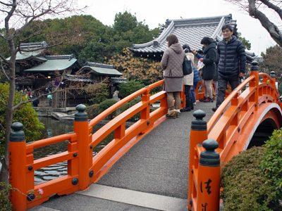 京都、神泉苑にお参りをしてきました。