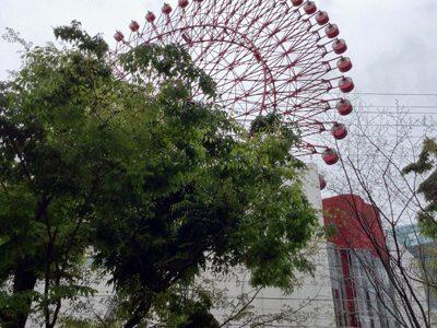 大阪梅田周辺を歩いて来ました。