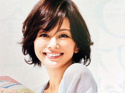 髪型をまねしたい芸能人!米倉涼子さんのショートボブがステキ。