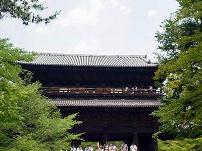 行って来た!京都南禅寺のすごさに圧倒された。