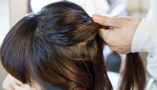 髪の毛の基本データ。髪の毛とはこんな性格の物でした!?
