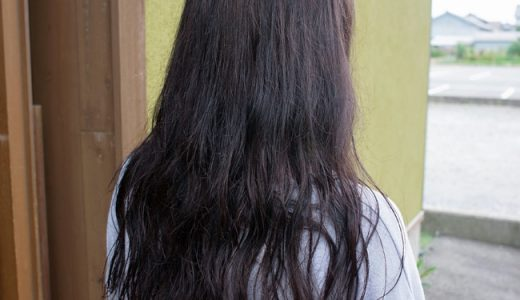 こうやってみて!!きれいに黒髪に戻す時のポイント3つ。