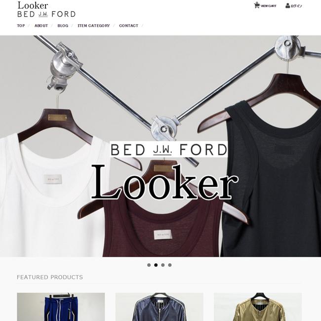 ベッドフォードのお店、Looker(ルーカー)
