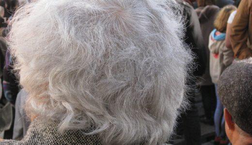 質問:白髪の生えている毛穴からは、今後白髪しか生えてこないの?