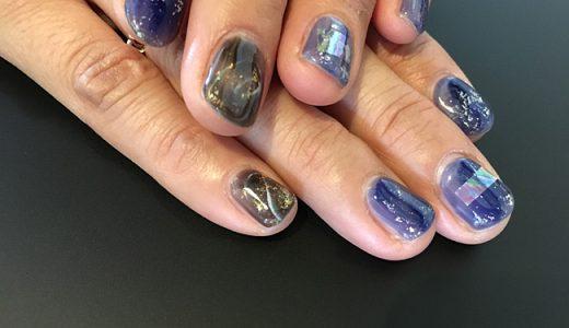 ネイルアートできれいな指に変身した、ウプス女子スタッフ達♪