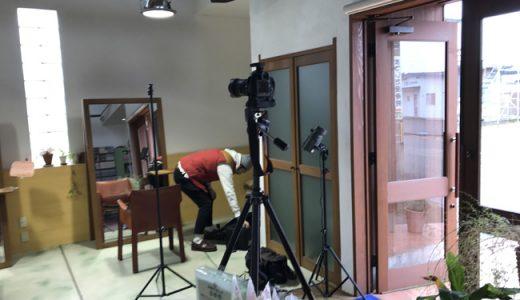金沢クラブさんの取材があって、カメラマンさんに写真を撮ってもらいました。