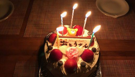 本日は誕生日に付き、みんなからやさしく扱われた1日であった。