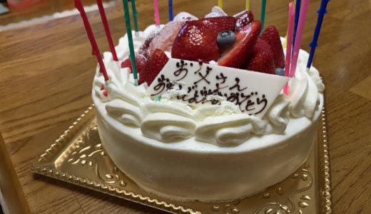 7月29日は自分の誕生日でして、昨日・今日とたくさん祝ってもらいました。