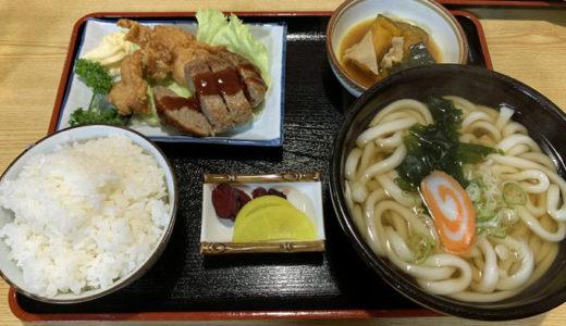 ついに行って来ました。加賀市の定食屋さん、かどや食堂(伊切店)。