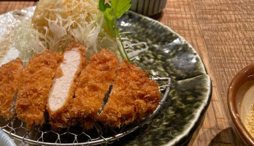 京都でオススメのとんかつのお店、「名代とんかつ かつくら」。