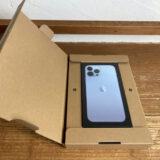 iPhone 13 Pro Max キターーー♪